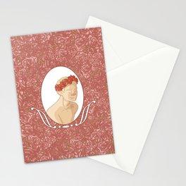 flower john Stationery Cards