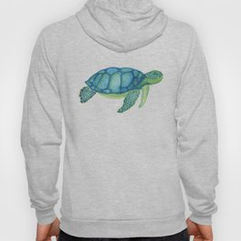 Les Animaux: Sea Turtle Hoody