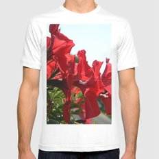 In Unison Mens Fitted Tee White MEDIUM