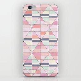 Sorbet Pinks iPhone Skin