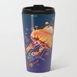 Underwater world Metal Travel Mug