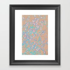 This is what I look like happy Framed Art Print