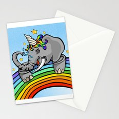 Magical Uniphant! Stationery Cards