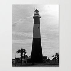 Tybee Island Lighthouse Canvas Print