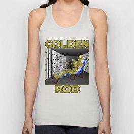 Golden Rod Unisex Tank Top
