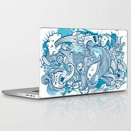 Random Doodle Laptop & iPad Skin