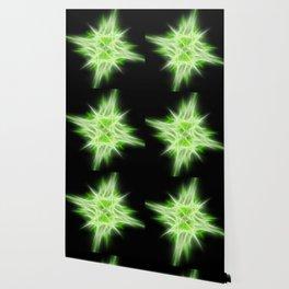 Green Star 1 Wallpaper