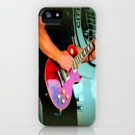 Music Hands iPhone Case