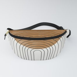Abstract Flow Fanny Pack