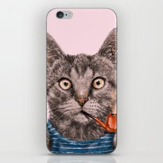 Sailor Cat IX iPhone & iPod Skin