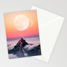 Lunar 4 Stationery Cards