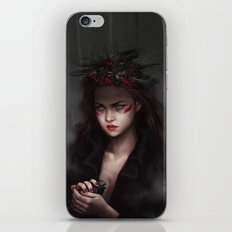 Falling from high places iPhone & iPod Skin