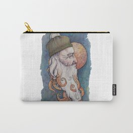 Octopus Man Carry-All Pouch