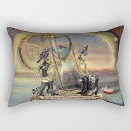 Time IIlusions Rectangular Pillow