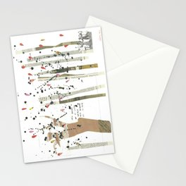 the last forest Stationery Cards