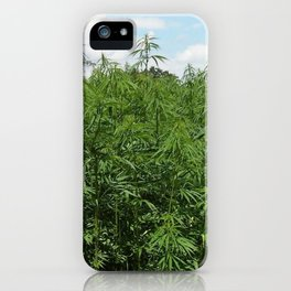 marihuana iPhone Case