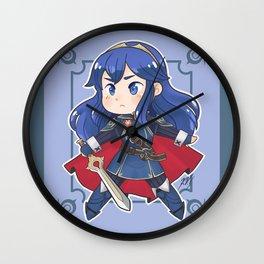 Chibi Lucina Wall Clock
