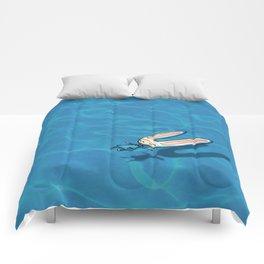Pool Toki Comforters