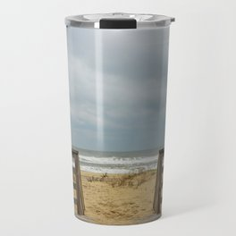 Draw me into the Sea Travel Mug