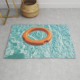 Swimming Pool III Rug