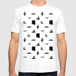 AZ Desert Repeating T-shirt