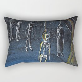 GrimmSeries4 - Learn to fear Rectangular Pillow