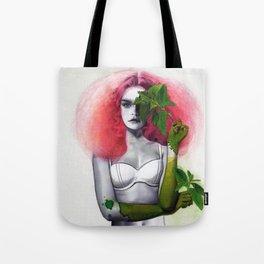 Garden Girls 3 - Mint Tote Bag