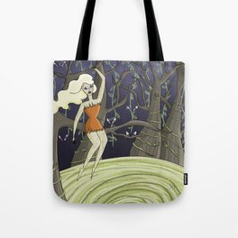 In the Forest of the Blood Nymphs Tote Bag