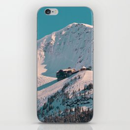 Mt. Alyeska Ski Resort - Alaska iPhone Skin