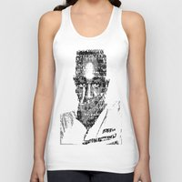 kendrick lamar Tank Tops featuring King Kendrick  by Tyvenchy
