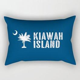 Kiawah Island, South Carolina Rectangular Pillow