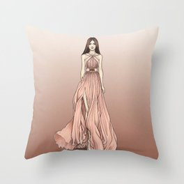 Elie Saab AW 2014-15 Throw Pillow