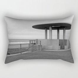 Modern Shelter - Cleveleys Rectangular Pillow