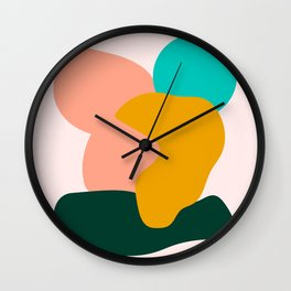 Have A Nice Day Wall Clock