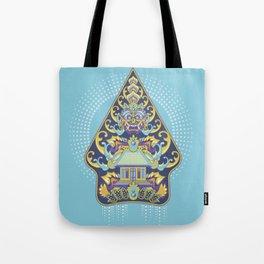 Wayang Barong Tote Bag