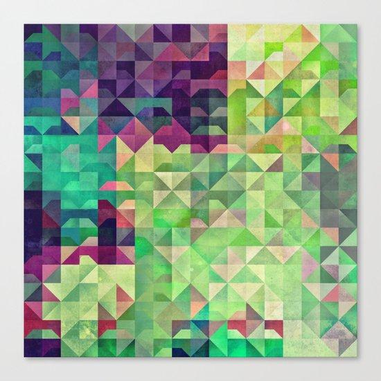 Gryyn xhrynk Canvas Print