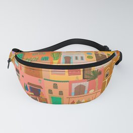 Marrakesh: The Red City Fanny Pack