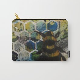 Bee Kind to One Another Carry-All Pouch