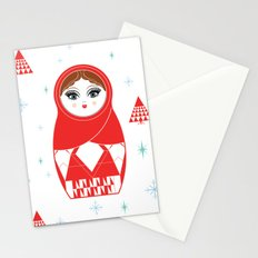 All Yours, Babooshka Stationery Cards