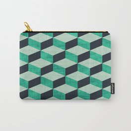 PETRA SUGAR TEAL Carry-All Pouch