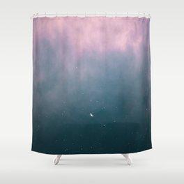 an imminent death Shower Curtain