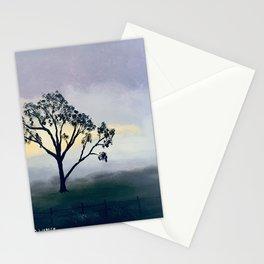 Winter Morning Mist Stationery Cards