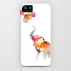 Happy iPhone (5, 5s) Slim Case