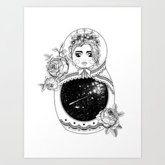 Soul Sister Art Print Art Print