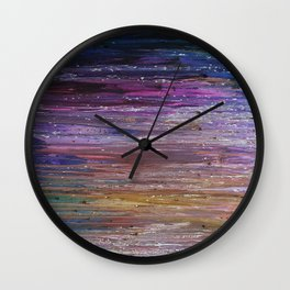 Underlying Layers Wall Clock