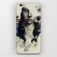 pieces face iPhone & iPod Skin