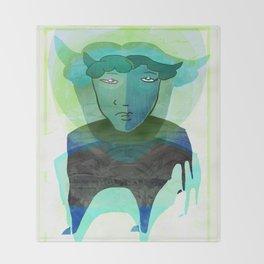 Taurus / Aldebaran / Zodiac Throw Blanket