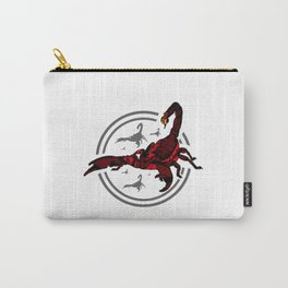Red Scorpion 2 Carry-All Pouch