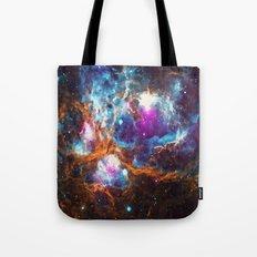 Lobster Nebula Tote Bag
