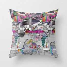 mega Throw Pillow
